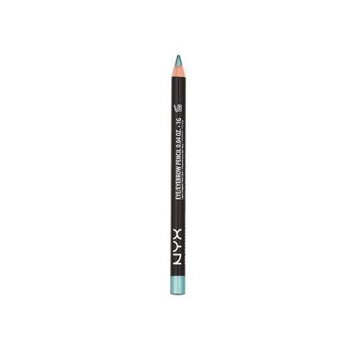 NYX Professional Makeup Slim kredka do oczu i brwi odcień Seafoam Green 1 g