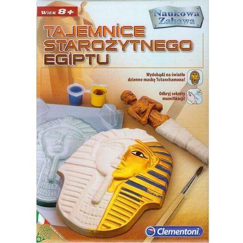 Clementoni Naukowa zabawa. tajeminice starożytnego egiptu (8005125608874)