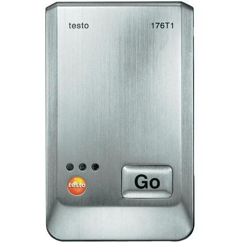 Rejestrator temperatury testo 176 T1 0572 1761 Kalibracja Fabryczna (bez certyfikatu) (4029547011122)