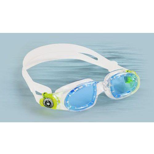 Aqua sphere Aquasphere okulary do pływania moby kid ciemne szkła 1152gm jr (4042672193938)