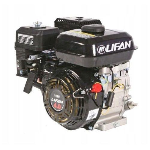 Silnik spalinowy GX160 5,5 KM Zagęszczarka Przecinarka Zacieraczka 19 mm LIFAN 168F Q