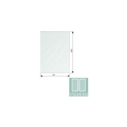 Szkło laminowane - rodzaj mleko VSG