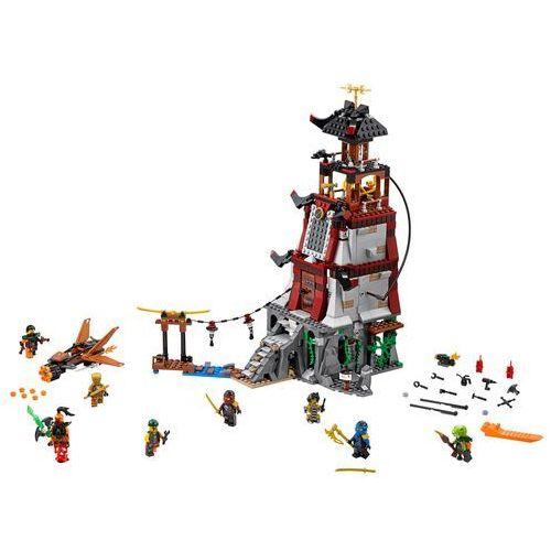 Ninjago Bitwa o latarnię 70594 marki Lego [zabawka]