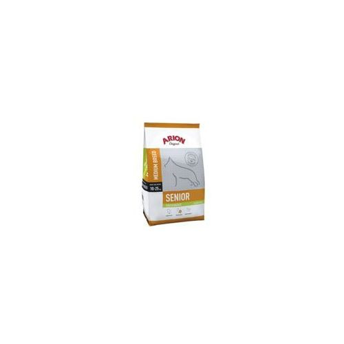Arion 5390 original medium senior chicken 12kg