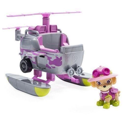 Spin master Psi patrol pojazd specjalny z figurką - różowy