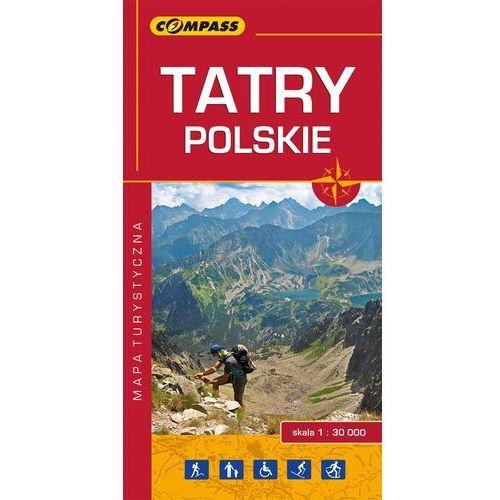 Tatry Polskie, 1:30 000, praca zbiorowa