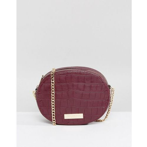 Carvela Rita Chain Cross Body Bag - Red, kolor czerwony
