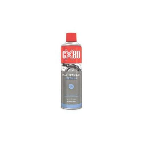 Smar Ceramiczny Keramicx CX-80 500ml Spray, KERAMICX