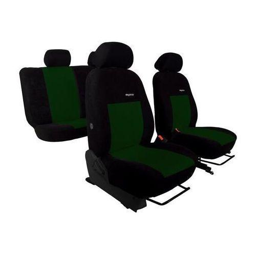 Pokrowce samochodowe elegance zielone opel astra j od 2009 - zielony marki Pok-ter