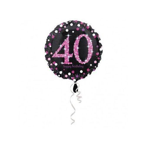 Balon foliowy - 40tka - 43 cm - 1 szt.