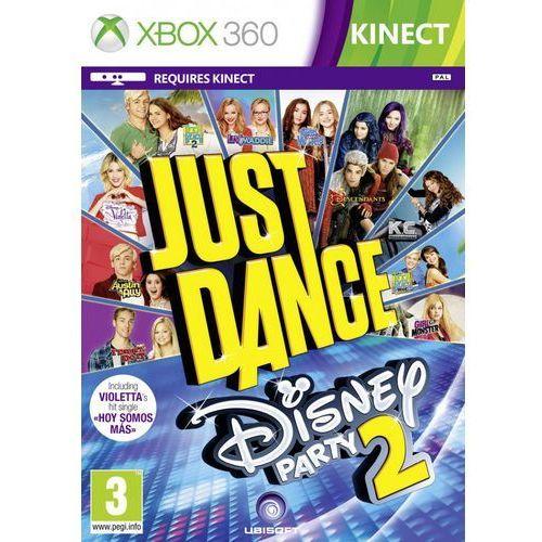 Just Dance Disney Party (Xbox 360). Najniższe ceny, najlepsze promocje w sklepach, opinie.
