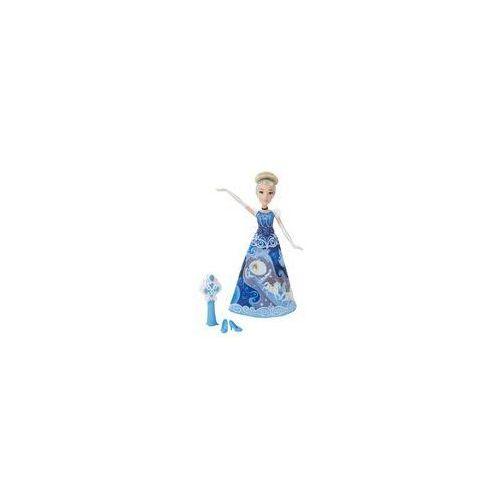Księżniczka w magicznej sukience disney  (kopciuszek) wyprodukowany przez Hasbro