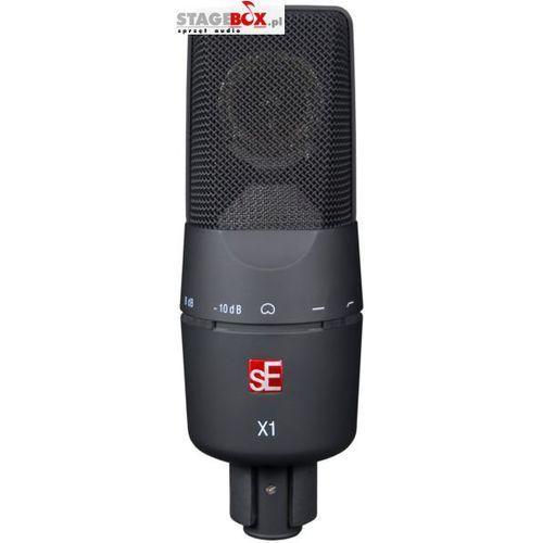 sE X1 - Mikrofon pojemnościowy