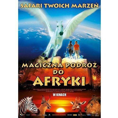Kino świat Magiczna podróż do afryki [dvd]