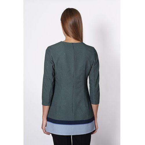Tunika Model Vatra 20346 Green, kolor zielony