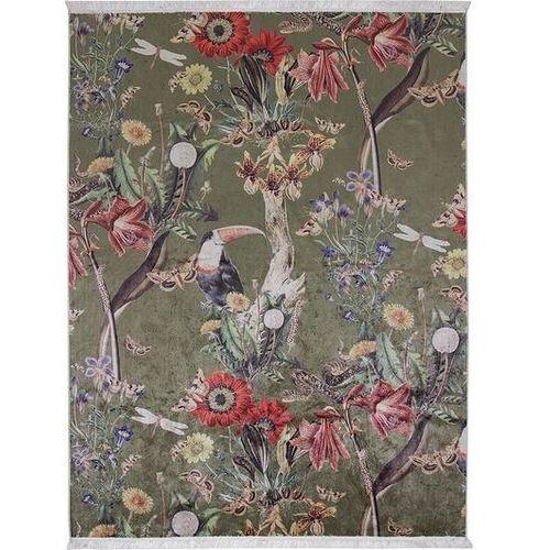 Essenza Dywan airen zielony 180 x 240 cm (8715944644976)