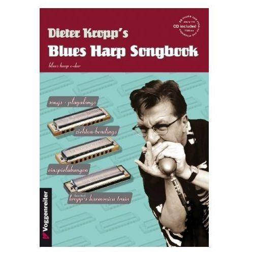 Dieter Kropp's Blues Harp Songbook, m. Audio-CD (9783802405501)