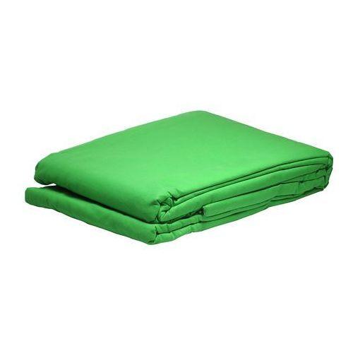 tło bawełna 2.5 x 3m zielone (f000404) darmowy odbiór w 20 miastach! marki Bresser