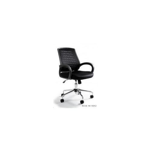 Krzesło biurowe award czarne marki Unique meble