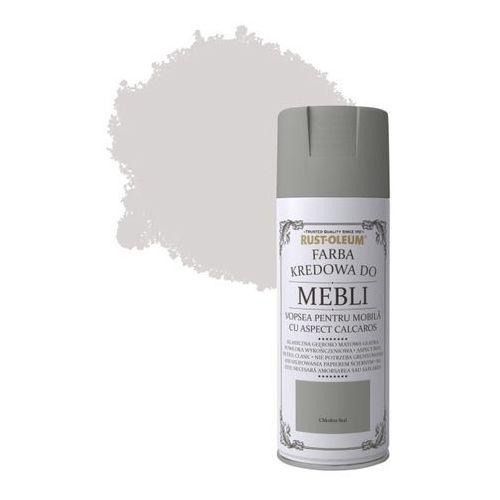 Spray do mebli Rust-Oleum chłodna stal 400 ml, A0529400PL