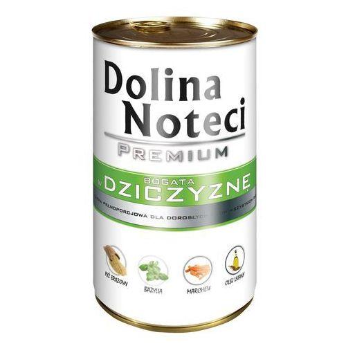DOLINA NOTECI PREMIUM BOGATA W DZICZYZNĘ 400 g