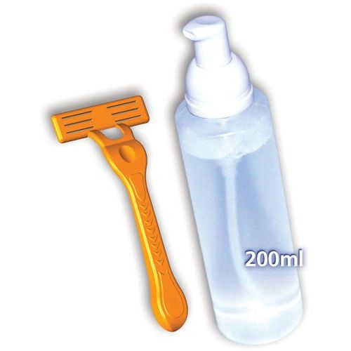 Aqua - Zestaw do golenia (8710341130299)