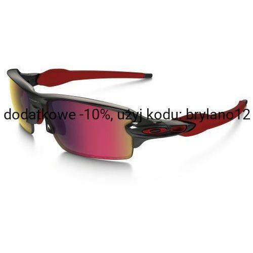 Okulary Oakley Flak 2.0 Black Ink OO Red Iridium Polarized OO9295-08 (2001040778353)
