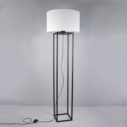 Lampa podłogowa quadra big black marki Namat