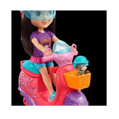Fisher Price Dora i piesek przygoda na skuterze