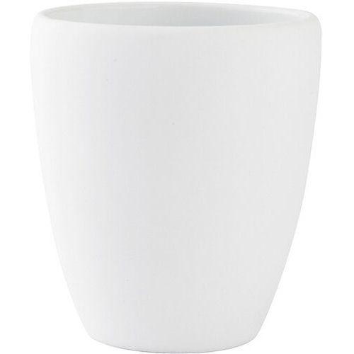 Kubek na szczoteczki soft biały marki Zone denmark
