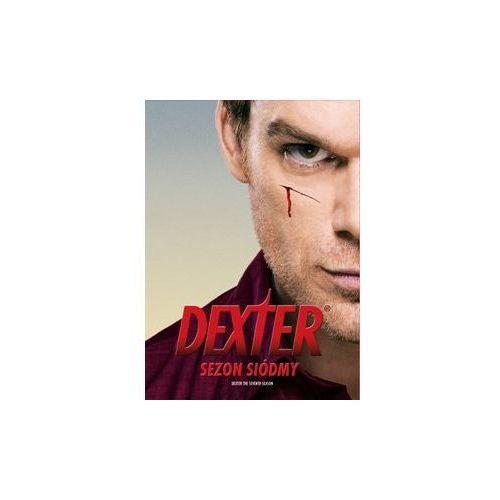 OKAZJA - Dexter (sezon 7, 4 DVD)
