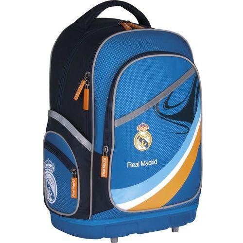 Plecak szkolny RM-43 Real Madryt + zakładka do książki GRATIS (5901137089584)