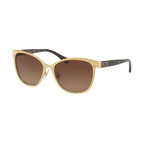 Ralph by ralph lauren Okulary słoneczne ra4118 polarized 3139t5