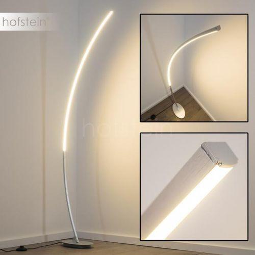 Solo lampa stojąca led aluminium, 1-punktowy - design - obszar wewnętrzny - nagu - czas dostawy: od 3-6 dni roboczych marki Hofstein