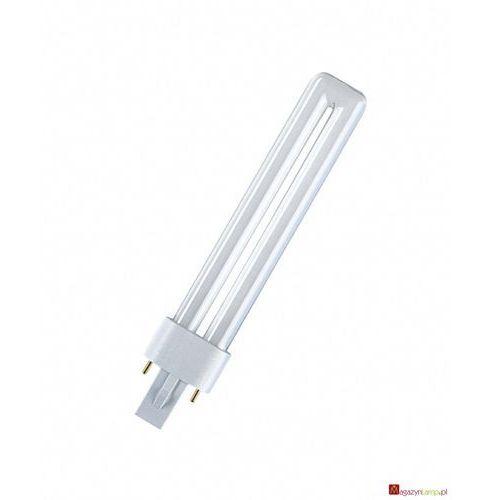 Osram Świetlówka kompaktowa  master pl-s, g23, 5 w, 840, 2 piny, kategoria: świetlówki