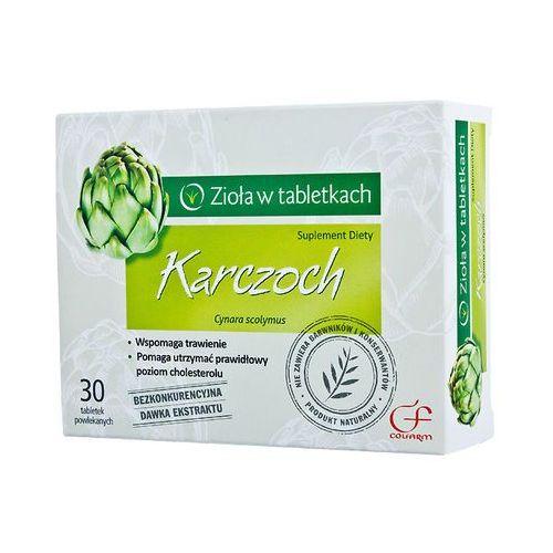Tabletki Karczoch Zioła w tabletkach *30tabl.