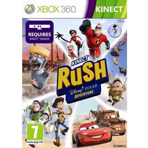 Kinect Rush A Disney Pixar Adventure [kategoria wiekowa: 7+]