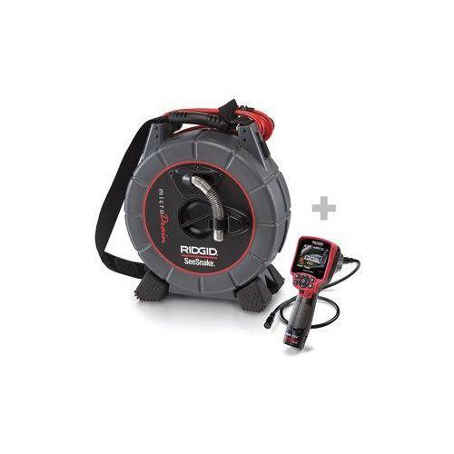 Trotec Kamera do rur seesnake microdrain + cyfrowa kamera inspekcyjna micro ca-350x (0095691331434)