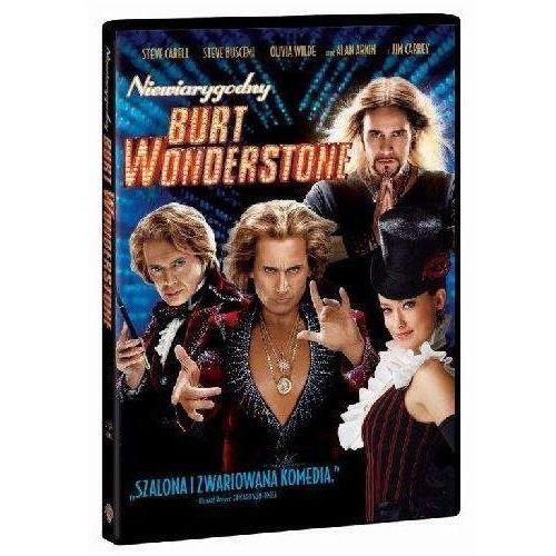Galapagos films Niewiarygodny burt wonderstone (płyta dvd)
