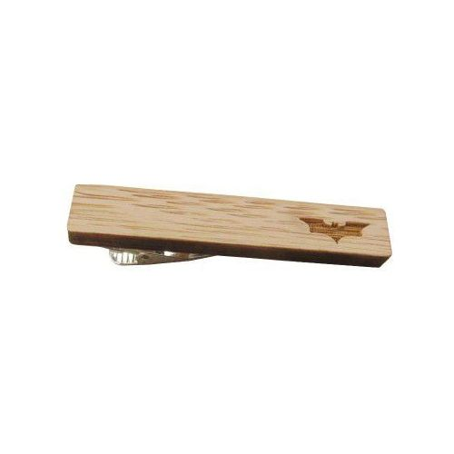 Spinka do krawata drewniana BATMAN