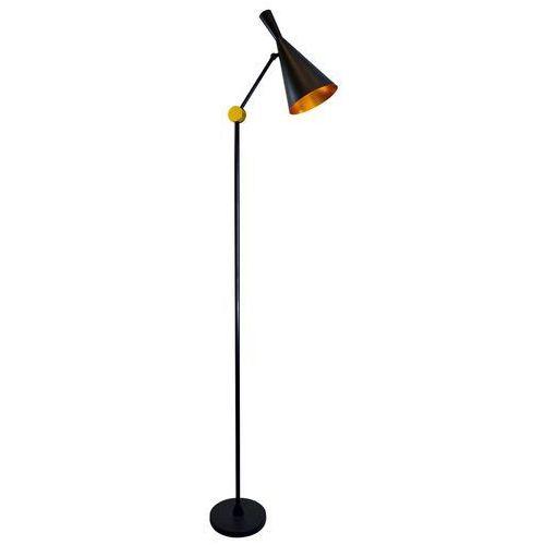 Polux Lampa podłogowa modern 1xe27/20w/230v czarna (5901508308016)