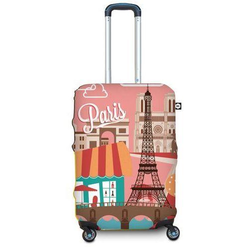 Pokrowiec na walizkę  m - paris marki Bg berlin