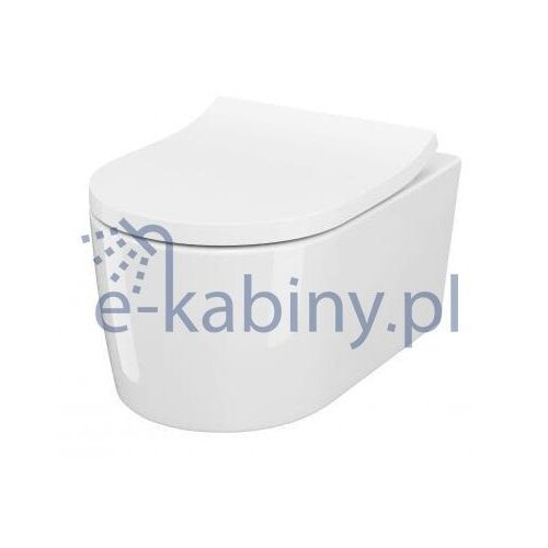 Cersanit miska wc wisząca inverto strem on k671-001 (5902115761652)