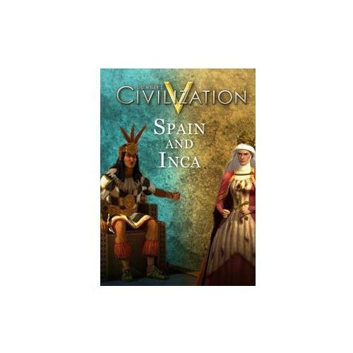 Civilization 5 Civilization and Scenario Pack Spain and Inca (PC)