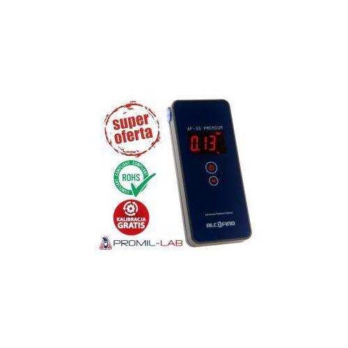 Alcofind Alkomat af-35 premium świeżo skalibrowany od promil-lab w specjalnej cenie!