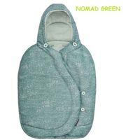 Maxi Cosi śpiworek do fotelika samochodowego Pebble nomad green (8712930111566)