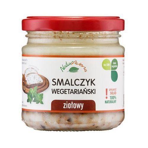 NATURAVENA 160g Smalczyk wegetariański ziołowy