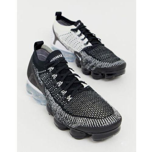 7defd528 Męskie obuwie sportowe · running vapormax flyknit 2 racer og trainers in  black - black, Nike