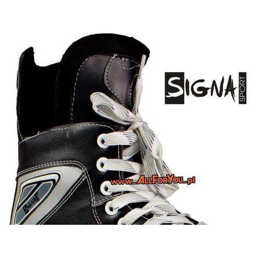 Łyżwy hokejowe Signa SH372 z kategorii łyżwiarstwo