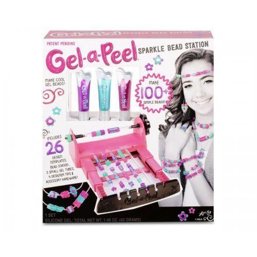gel-a-peel zestaw błyszczące koraliki marki Mga